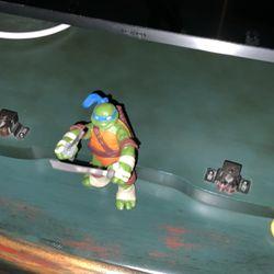 Rare Leanordo TMNT action figure collector. Thumbnail