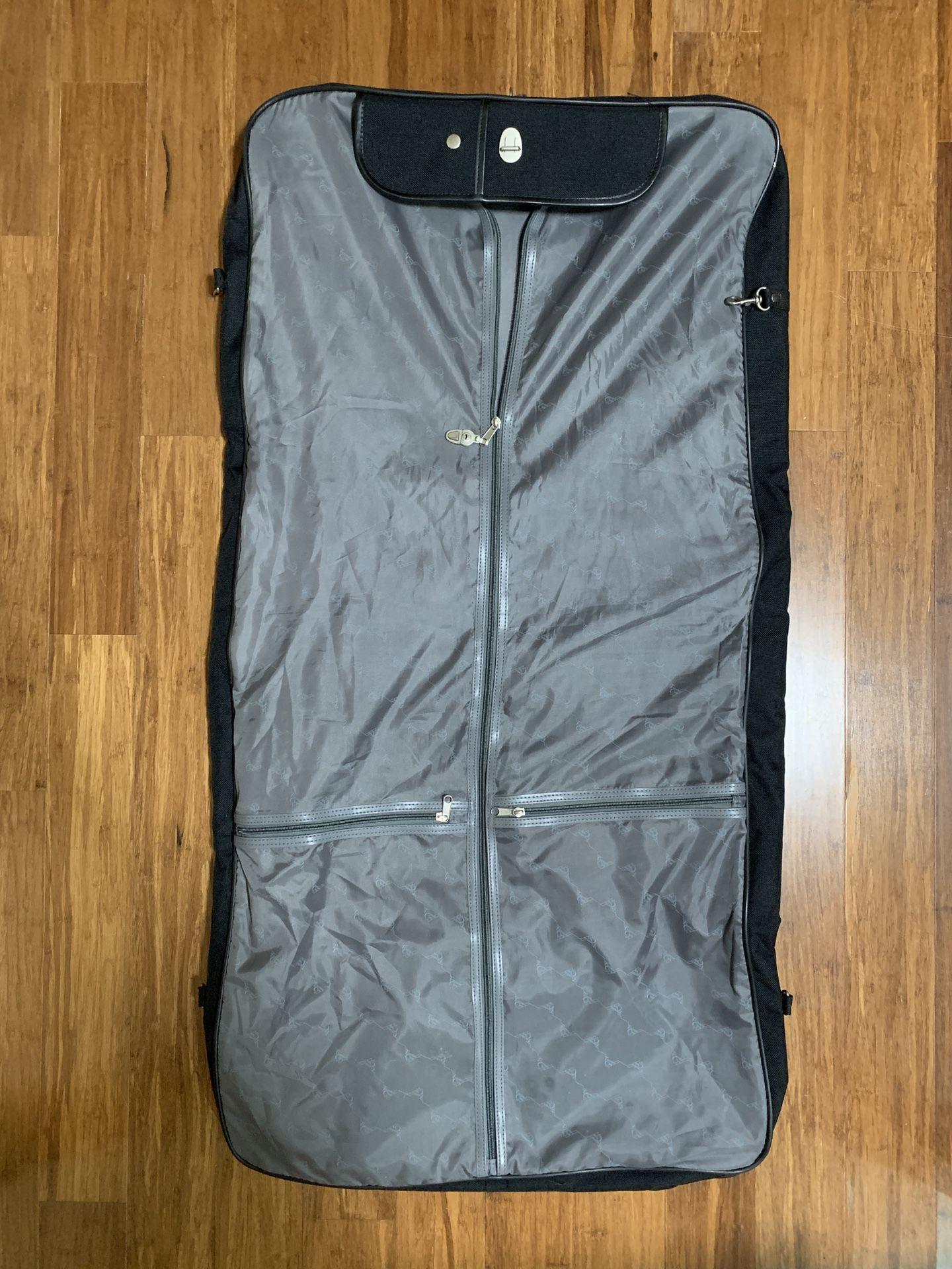 Travelers Club Garment Bag Folding Clothing Carrier  Travelers Club