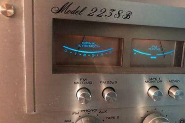 Marantz 2238B Vintage Stereo Receiver, LED Upgrade Cool Blue Thumbnail