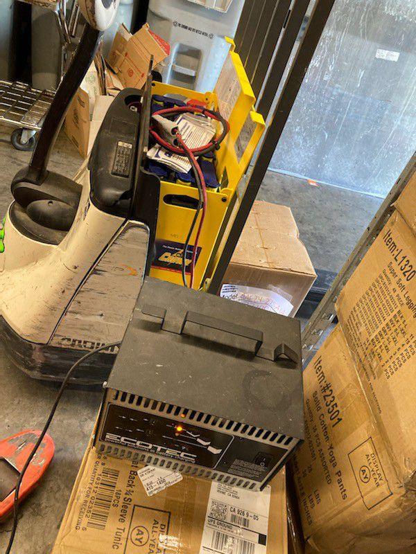 24v Forklift Battery Charger