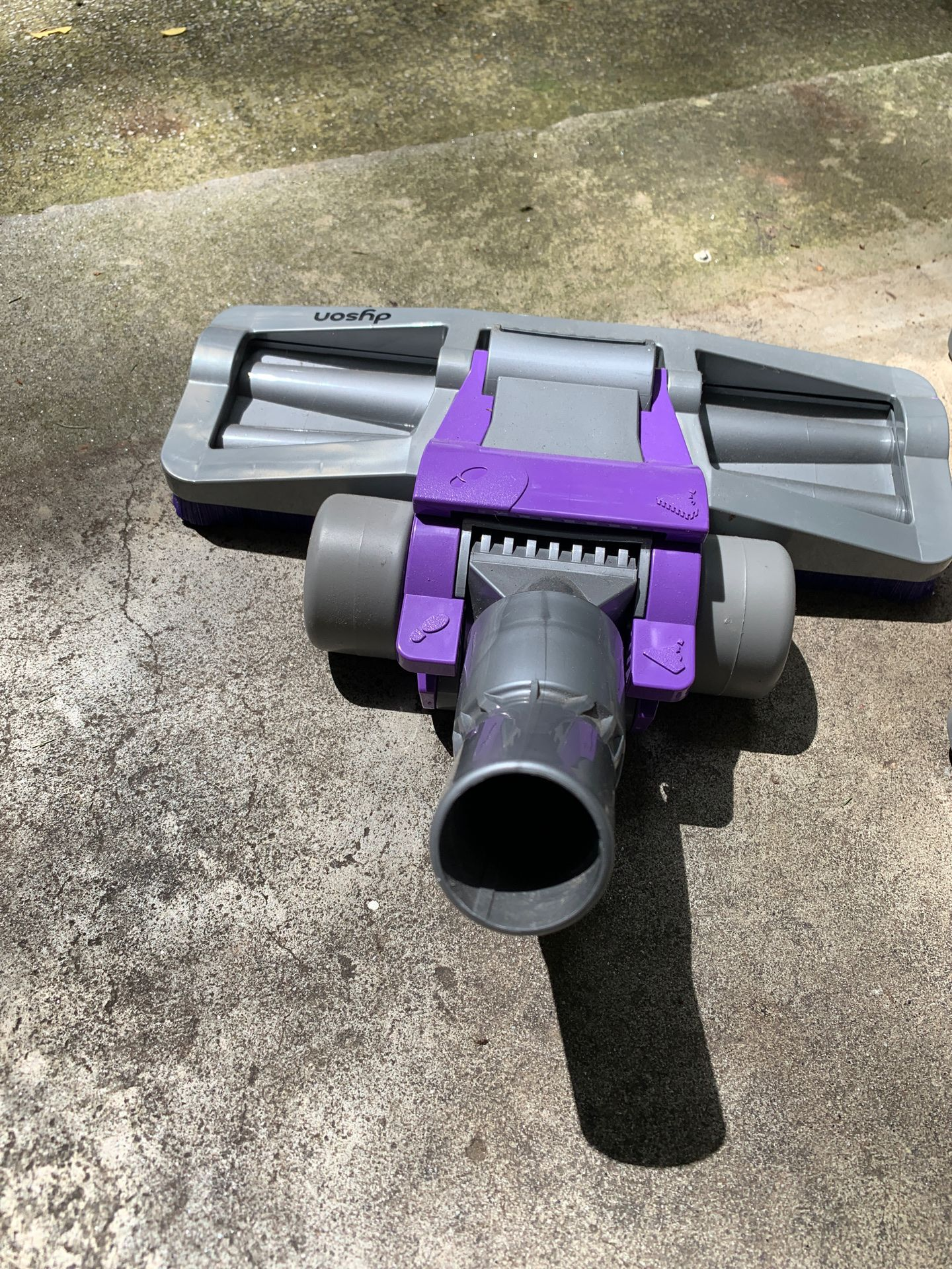 Dyson vacuum accessories as pictured, like new