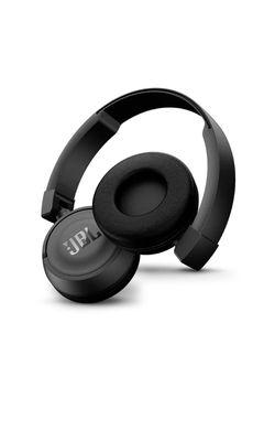 JBL T450BT wireless Bluetooth headphones Thumbnail