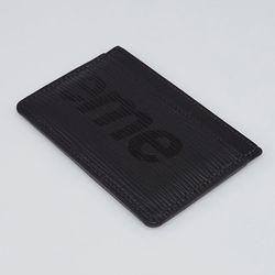 Louis Vuitton Limited Edition Black Epi Leather Supreme Card Holder Thumbnail