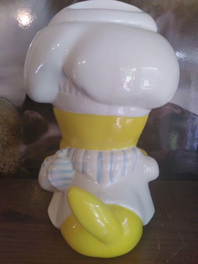 Collectible Warner Brothers Tweetie Bird Cookie Jar