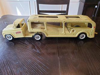 Buddy L car hauler Thumbnail