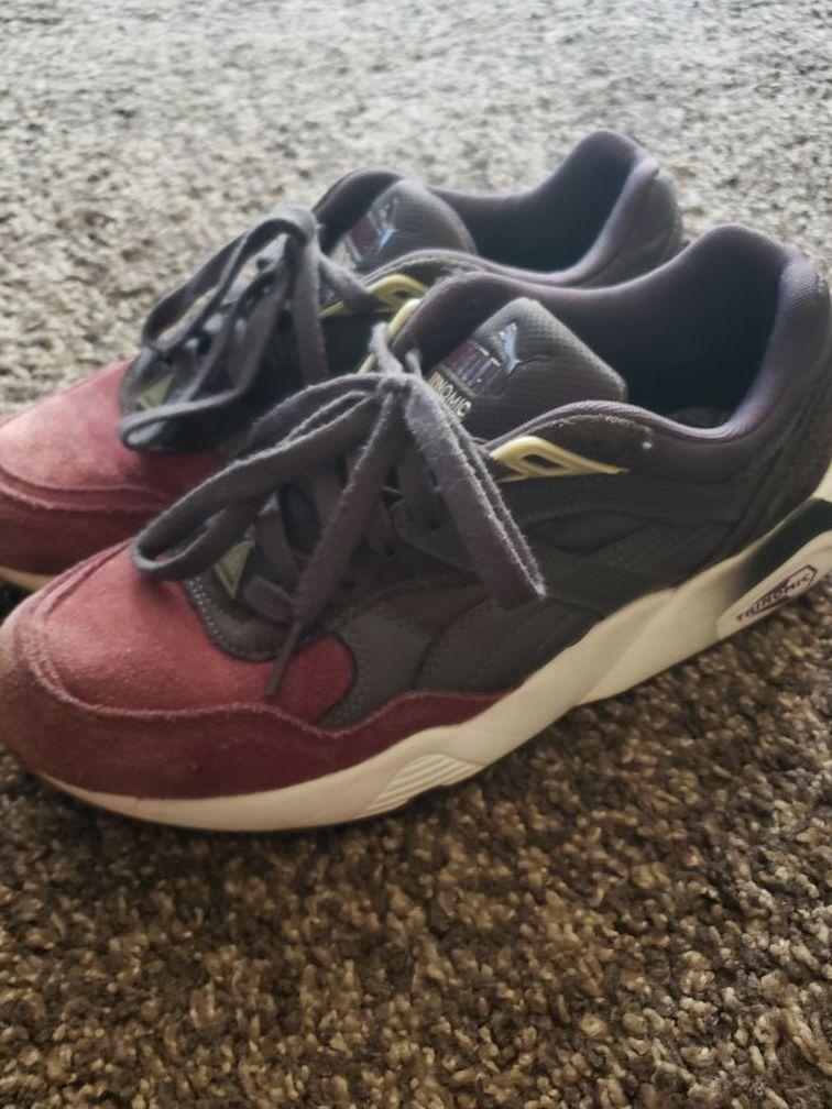 Puma Trinomic Runners Shoes (Size 7.5) Mens Nike Adidas Dunks