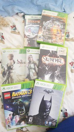 Xbox 360 Games Used Thumbnail