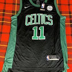 Mens Nike Kyrie Irving Boston Celtics NBA Basketball Jersey Size Large New Thumbnail