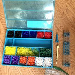 Rainbow loom 🌈 Ready For creativity Thumbnail