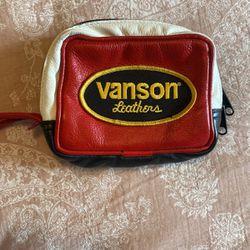 Vanson/Supreme Wrist Bag  Thumbnail
