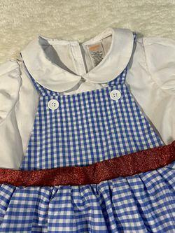 Gymboree 3T-4T Dorothy Costume  Thumbnail
