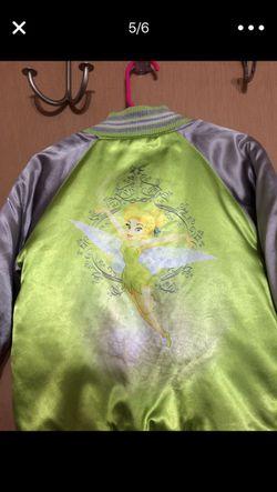 Disney tinkerbell jacket Thumbnail