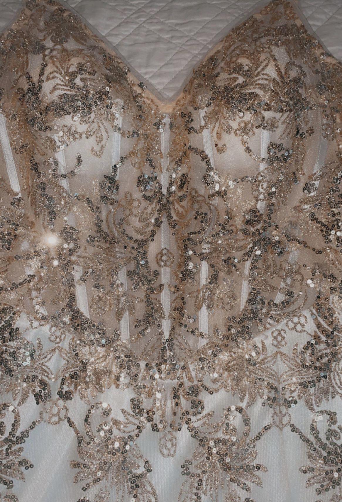 Mermaid Corset Dress