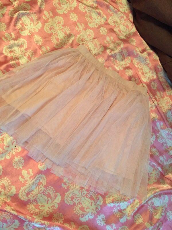 Forever 21 pink tutu skirt