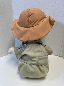 "Vintage 1998 Tommy Pickles Safari Talking Rugrats Plush Doll Figure 17"" Tested Thumbnail"