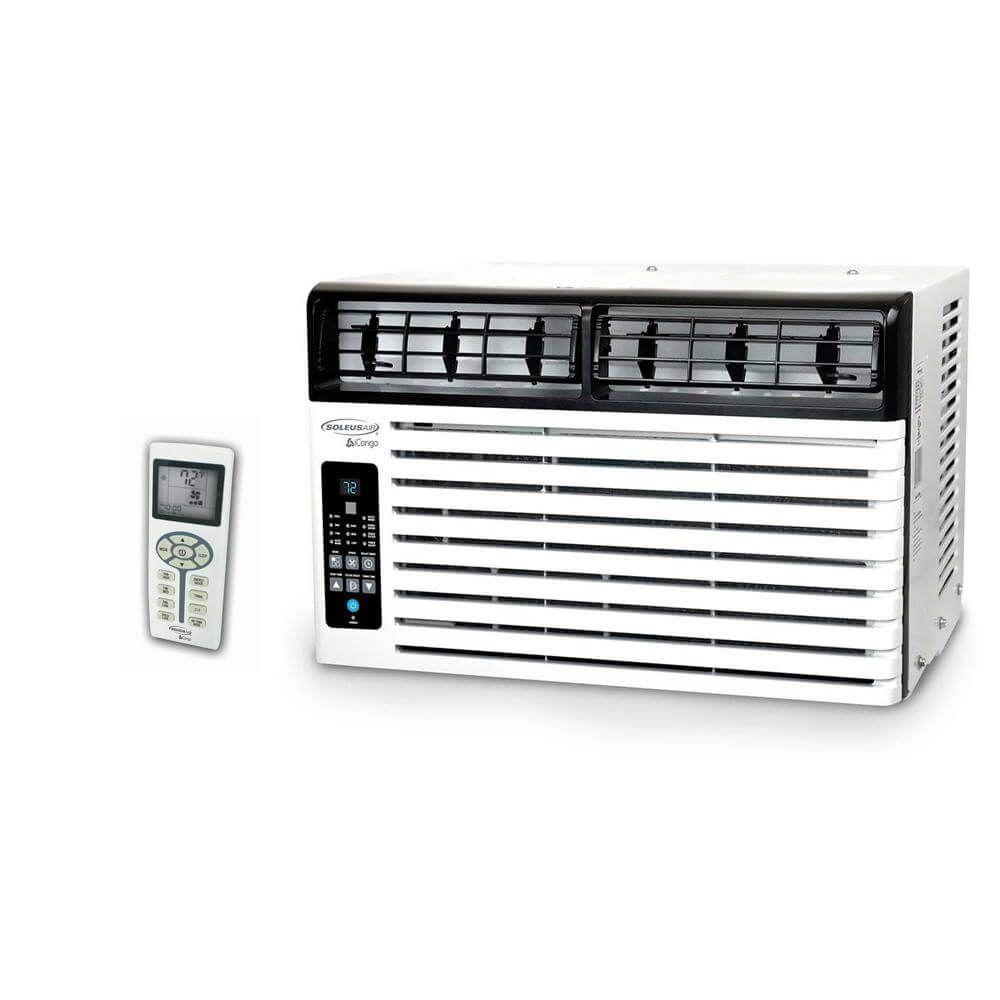 SoleusAir WS212E201B 12,000 BTU Window Air Conditioner