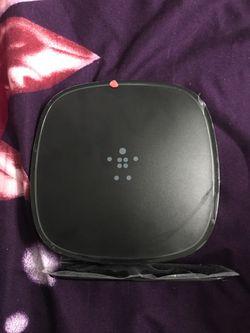 Belkin wireless router N600 Thumbnail