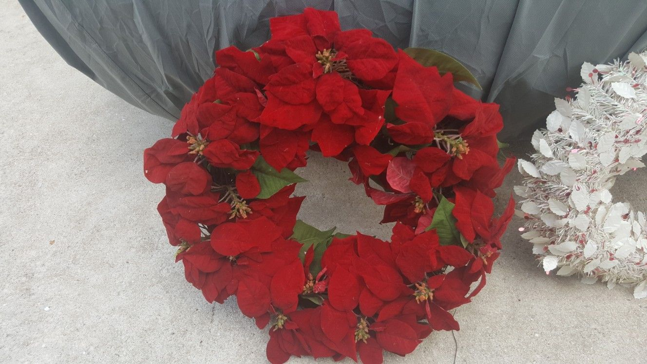 Christmas decor with storage container all for $10