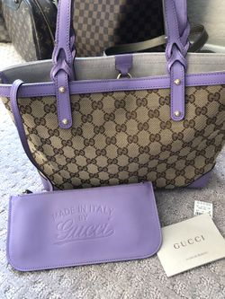 Gucci Tote 💯 Authentic Sold Out.  Thumbnail
