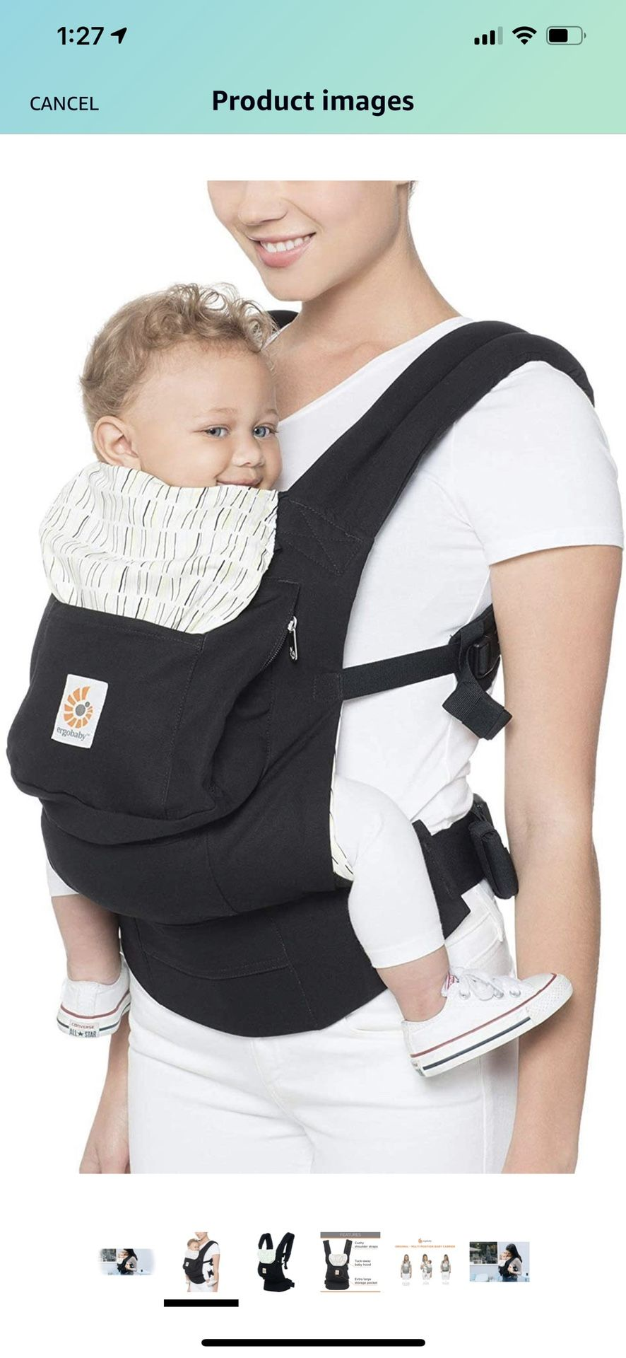 Ergobaby Multi Position Baby Carrier