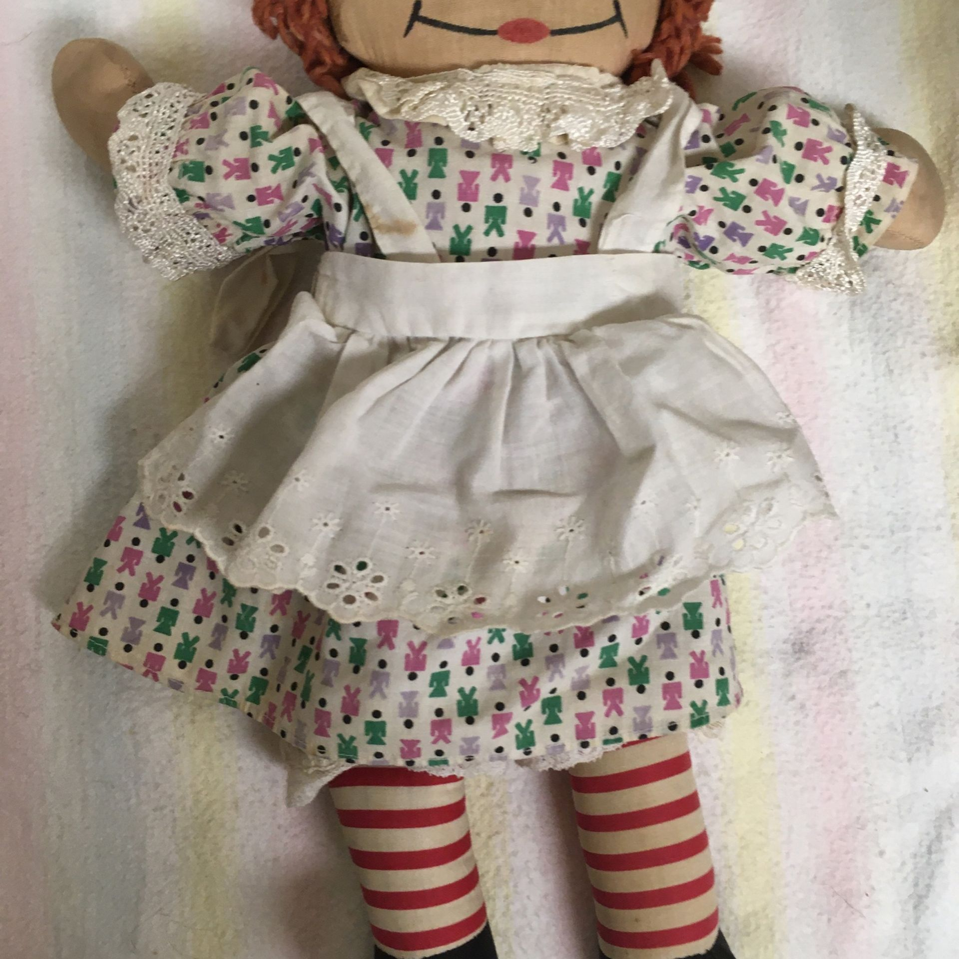 Raggedy Andy And Raggedy Ann