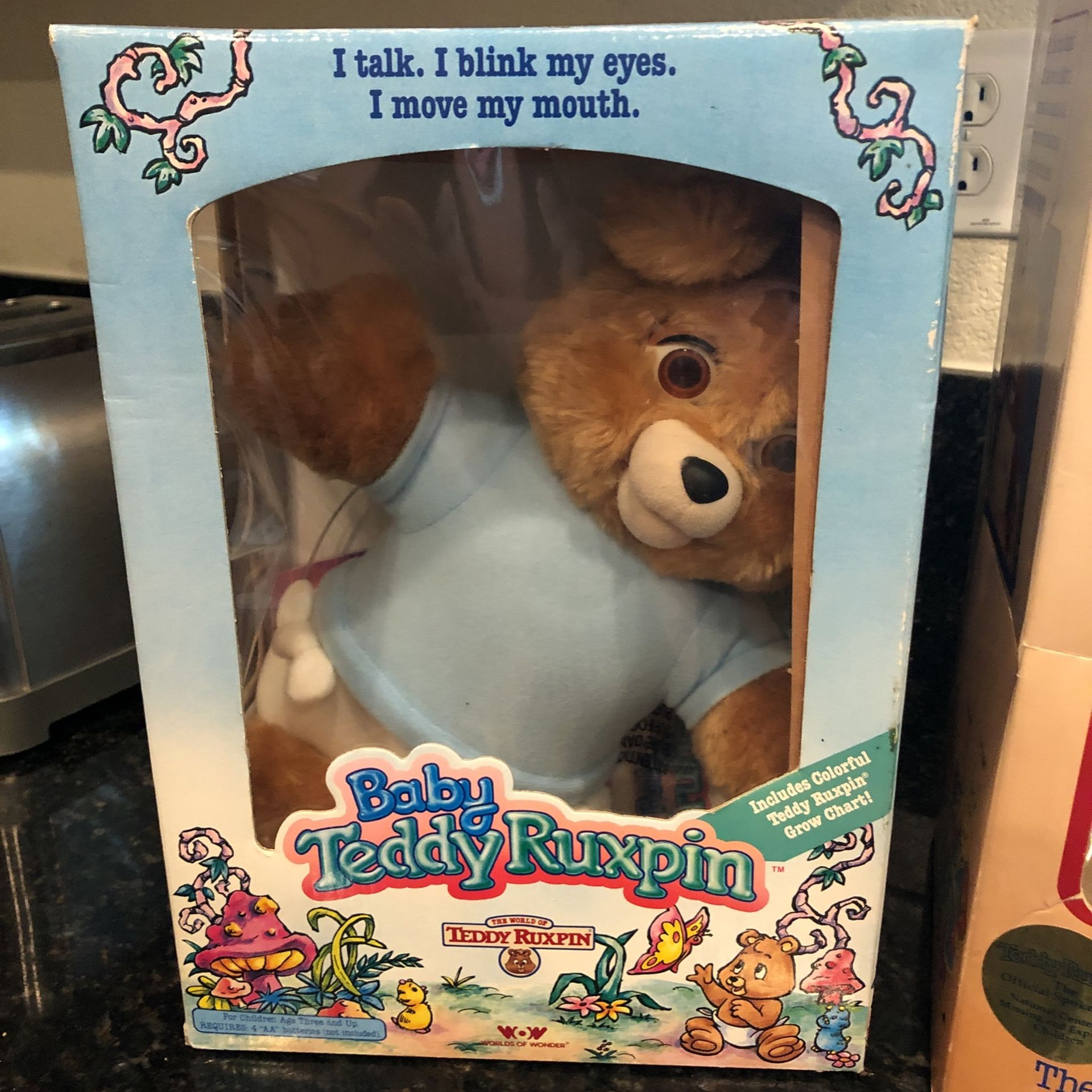 Teddy Ruxpin, Baby Teddy Ruxpin