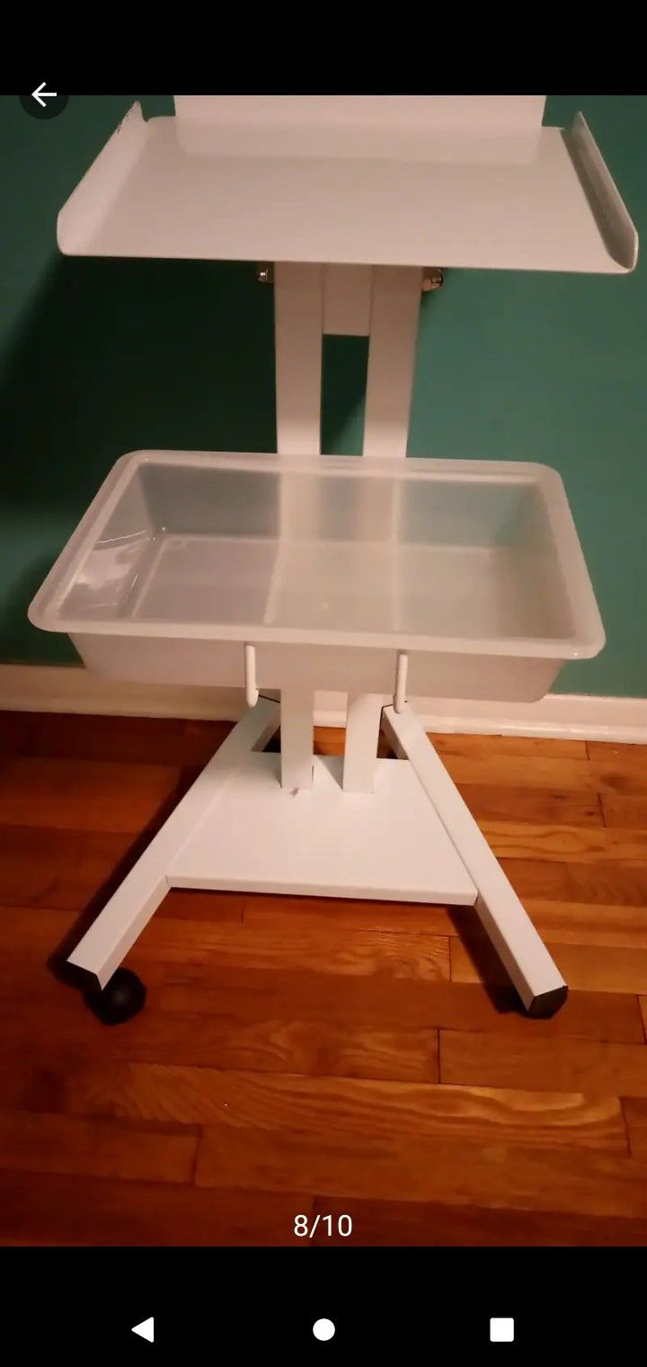 Mobile Tattooing / Salon Equipment Trolley......  CHECK OUT MY PAGE FOR MORE ITEMS