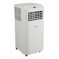 Hisense 8,000 BTU ASHRAE 115-Volt Portable Air Conditioner, Factory Refurbished Thumbnail