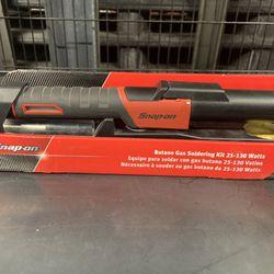 Butane Gas Soldering Iron Kit (25–130 W) (Red) Thumbnail