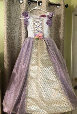 Rapunzel halloween costume Thumbnail