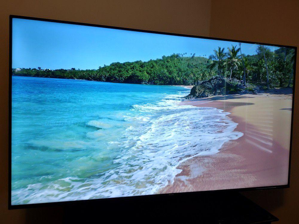 70 ' 4k Ultra HD Hisense Tv