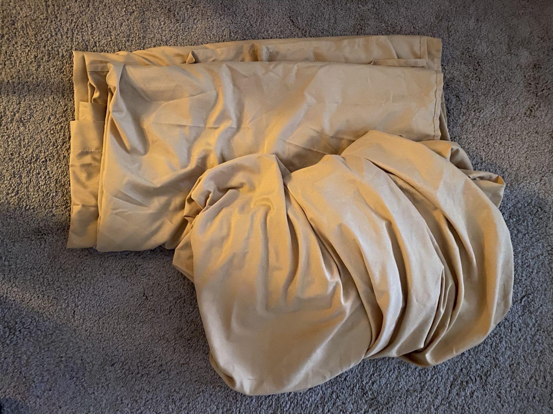 Sheets, pillow cases *queen* elegant comfort