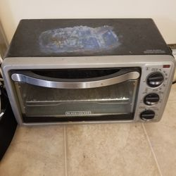 Toaster Oven Black + Decker Thumbnail
