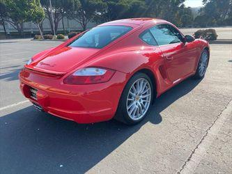 2006 Porsche Cayman Thumbnail