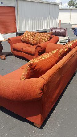 Sofa and love sit Thumbnail