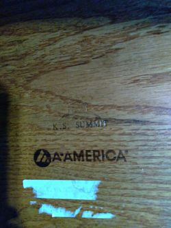 Beautiful A American Summit Family Dining room Set Thumbnail