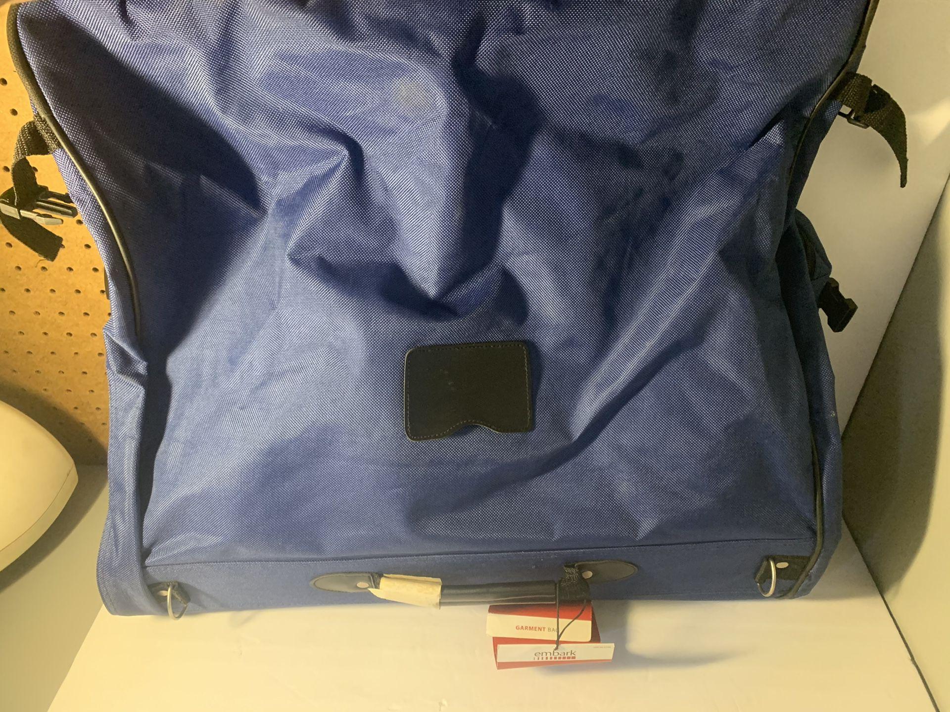 Embark Light Weight Carry-On Garment Bag for Flights Brand New