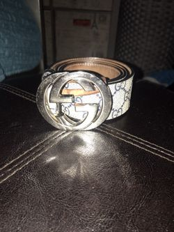 Gucci Supreme Belt  Thumbnail