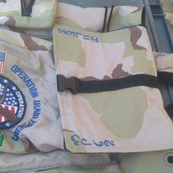 Operation Iraqi Freedom Bookbag Thumbnail