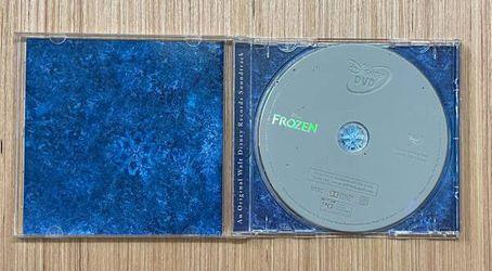Frozen Original Motion Picture Soundtrack CD Thumbnail
