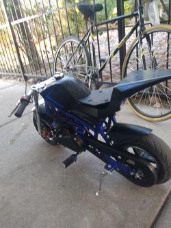 Mini Pocket Bike Gas Thumbnail