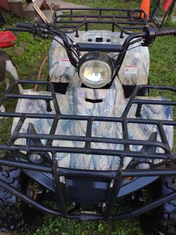 4 Wheeler in Good Condition $500 Firm Thumbnail