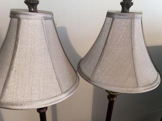 2 Piece Vintage Lamps Thumbnail