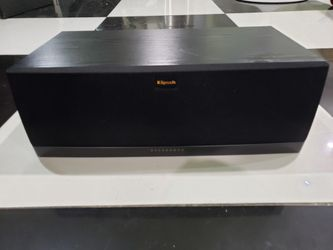 Klipsch RC 42 ll 300 Watts Peak Center Speaker Like New Perfect Working Very Nice Sound Will Test Before You Buy  Thumbnail