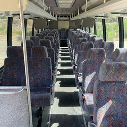 2007 INTERNATIONAL 3200 DT466 Diesel Bus 41 Passengers Thumbnail