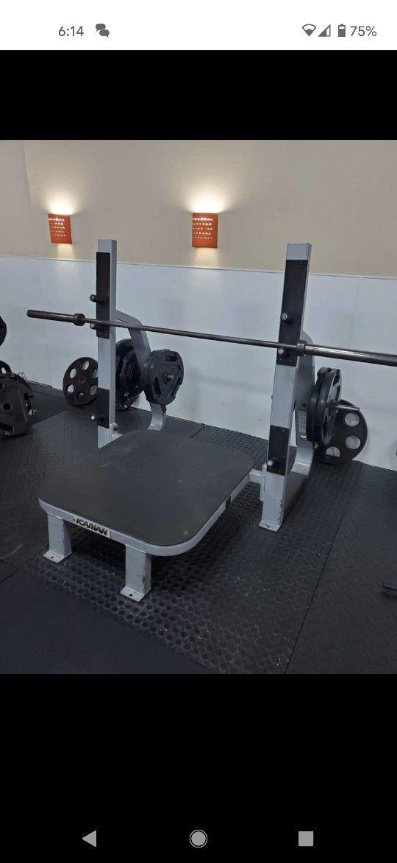 Deadlift  Platform Weights Weight Barbell Workout Exercise