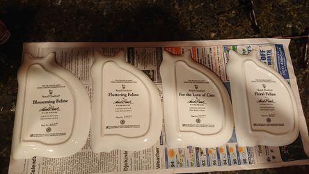 Set of Franklin Mint Collector Plate, Laurel Burch cat Plate Thumbnail