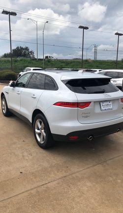 2018 Jaguar F-Pace Thumbnail