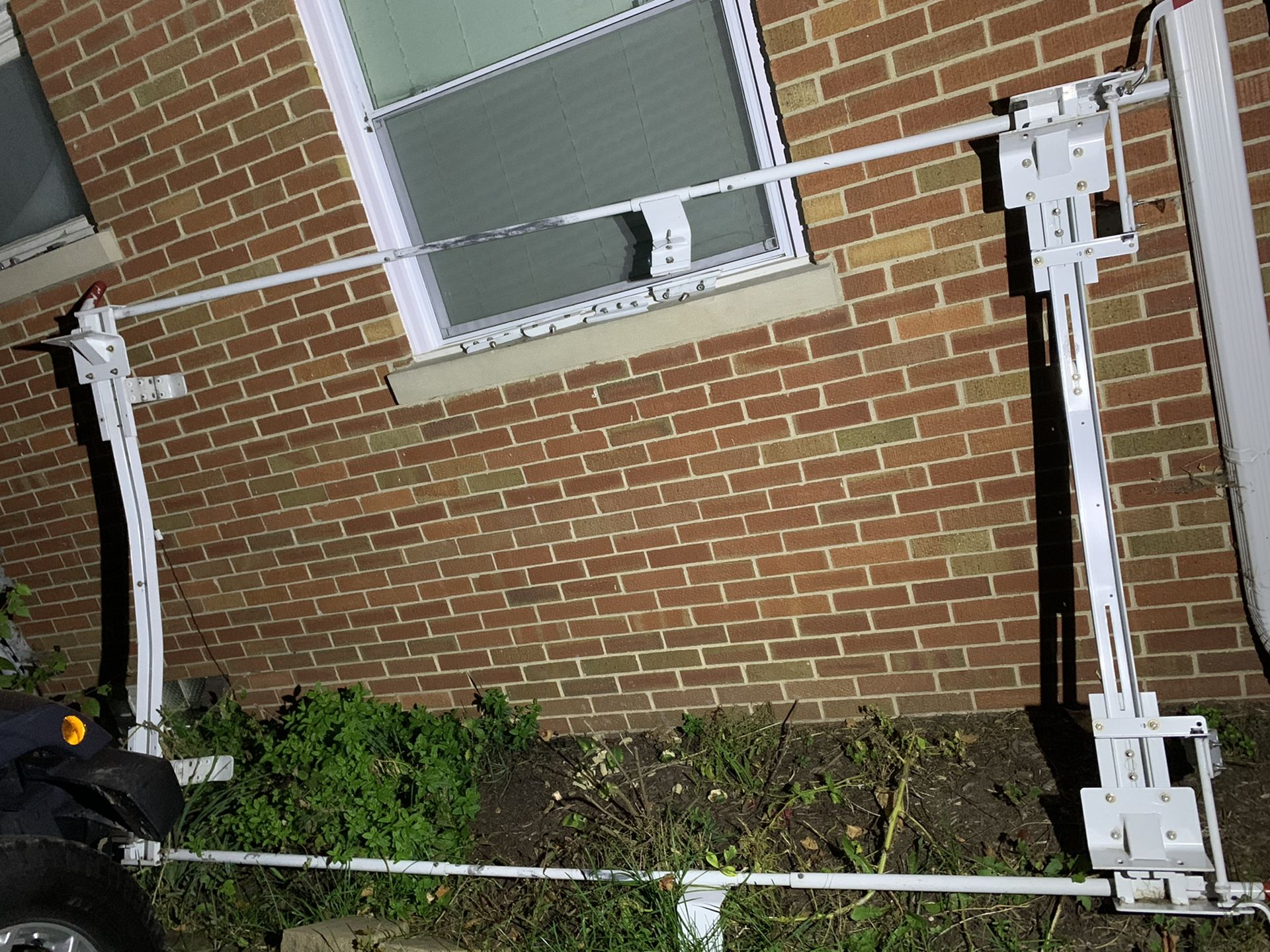 Weather guard Ladder rack