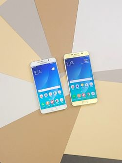 Like New Perfect Samsung Note 5 Unlocked for T-Mobile AT&T MetroPCS Verizon Cricket Sprint Boost Thumbnail